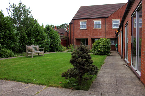 The Ashdene Care Home Gardens