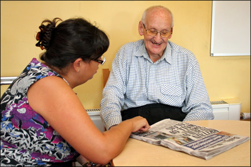 Ashdene Care Home Life