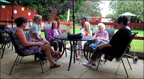 Life at Ashdene Care Home